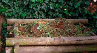 В чем готовить компост на приусадебном участке