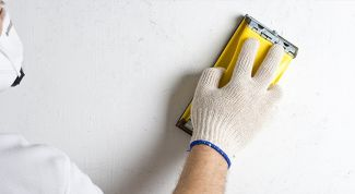 How to prepare the surface before painting