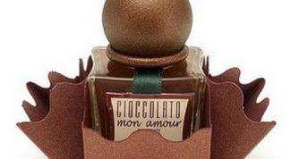 Духи с шоколадным запахом