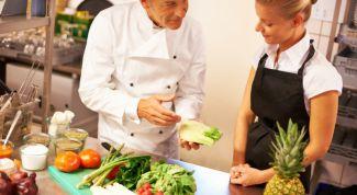 Бизнес-идея: курсы кулинарии