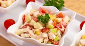 Как приготовить салат «Алтея»