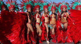 Карнавалы в Рио-де-Жанейро