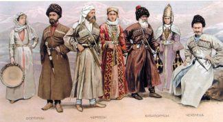 Кавказские языки