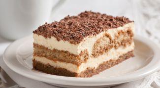 Вкуснейший десерт тирамису