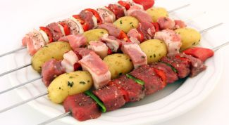 How to make the kebabs juicy and tasty