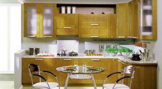 Как сделать планировку кухни
