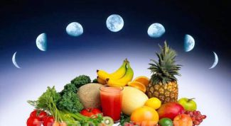 Lunar diet