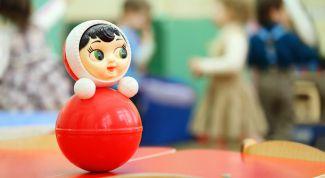 Стоит ли ребенку посещать детский сад