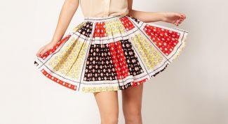 Летний вариант юбок. Модные тенденции
