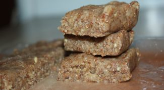 Рецепт сырой ореховой халвы