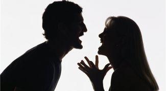 Почему возникают ссоры в отношениях