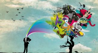 Development of creative thinking for promotion of life