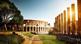 Летний отдых в Риме