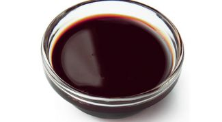 Harm and benefits of soy sauce