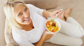 Питание во время менструации