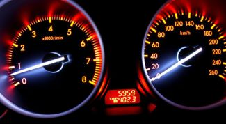 How to know twisted if the mileage of the car