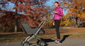 Современные технологичные коляски для мам-гиков