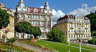 Особенности лечения на курортах Чехии
