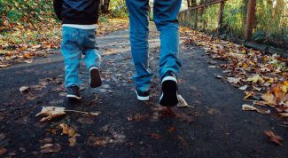 The psychology of the relationship of father and son