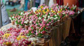 The nuances of the flower business