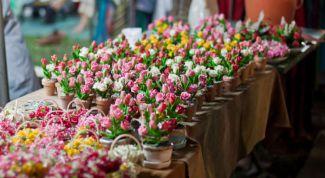 Нюансы цветочного бизнеса