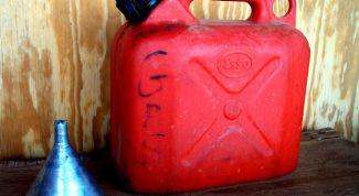 Что делать, если вы залили некачественный бензин