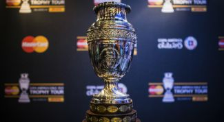"""Копа Америка 2016"": обзор матча США - Парагвай"