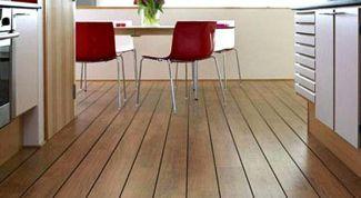 Flooring for kitchen