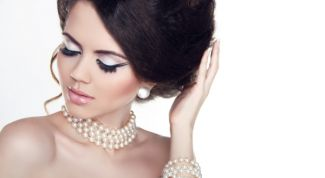 Rules for pearl jewelry