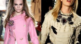 Fashion brooches 2016
