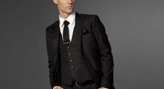 How to choose a business suit? Advice to men