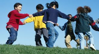 Kids games: fun and necessity