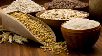 Grain diet for weight loss