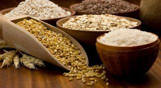 Зерновая диета для потери веса