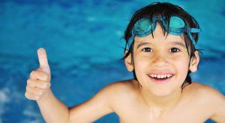 Плавание — лучший детский спорт