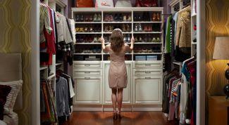 Функциональность гардеробной комнаты