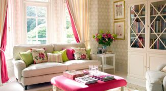 How to decorate an apartment-style romance