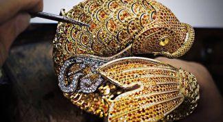 Великолепные ювелирные украшения