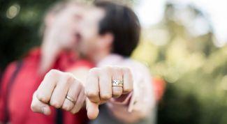 Модные тенденции ювелирных свадебных колец