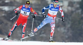 Nordic combined — two in one