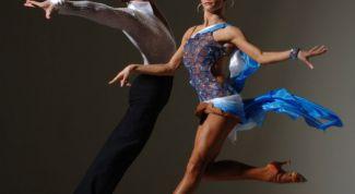 Танец как спорт