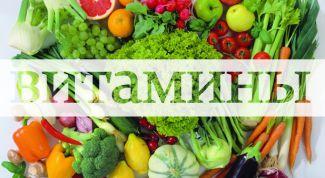 The necessary vitamins lip