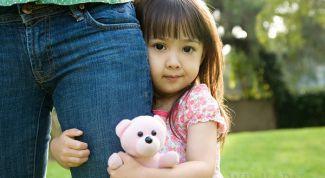 Shy child: good or bad?