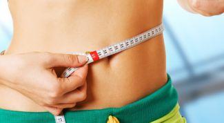 Как убрать до 8 кг за одну неделю