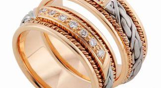 Свадебные кольца с бриллиантами: приверженность и лояльность