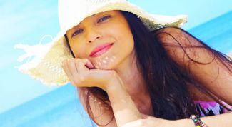 Выгорание волос на солнце: способы решения проблемы