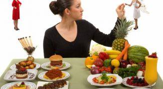 Diet sinners