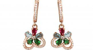 Inlaid jewelry