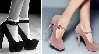 Туфли «Мэри Джейн»
