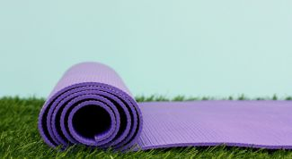 Select mats for exercise
